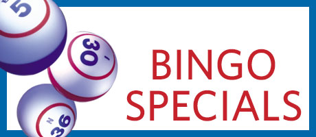 Bingo Specials at Texas Station