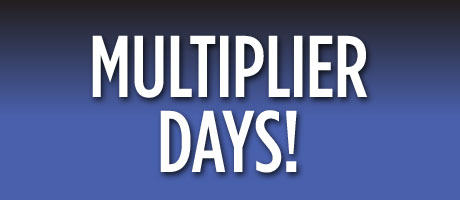 Multiplier Days