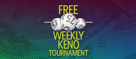 Weekly Keno Tournament