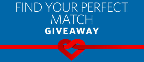 Perfect match Giveaway