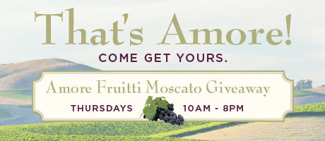 Amore Moscato Giveaway