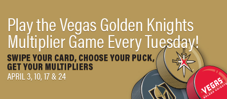 Vegas Golden Knights Multiplier Games