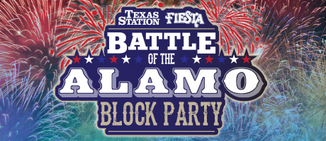 Battle of the Alamo Block Party