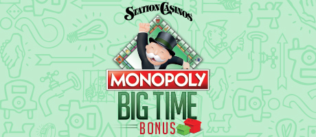 Monopoly Big Time Bonus