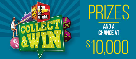 The Price Is Right Collect & Win