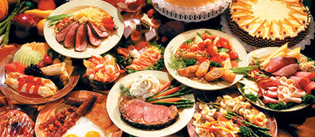 Feast Buffet a Best of Las Vegas 2015 award winning buffet