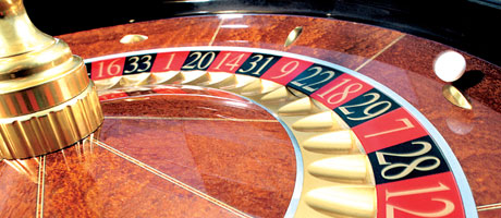 Roulette at Texas Station