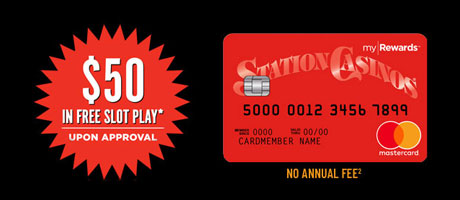 MasterCard 50 In Free Slot Play