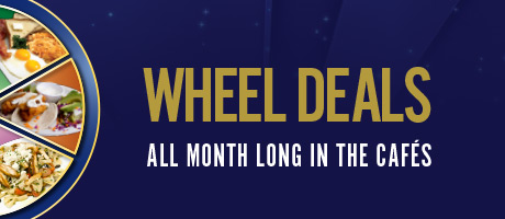 Wheel Deal Cafe Special