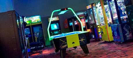 The Arcade at Red Rock Resort